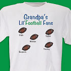 Lil' Football Fans T-Shirt