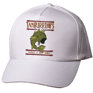 Personalized Hat for Dad - Fishing Bass Club