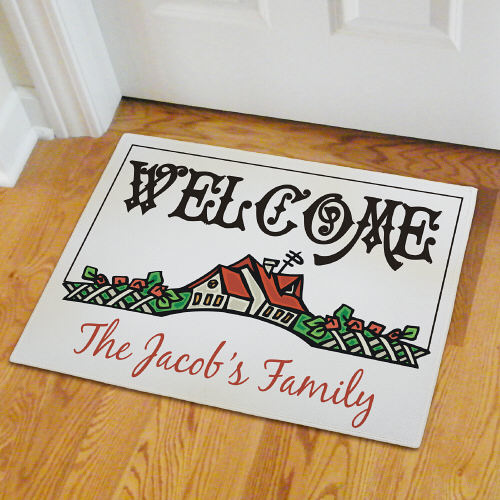 Welcome House Doormat