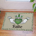 Failte Irish Personalized Doormat