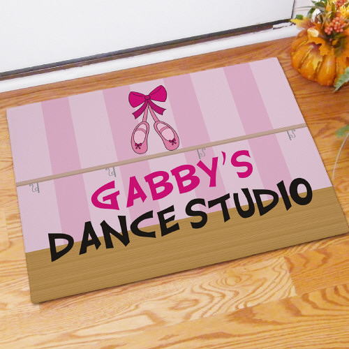 Personalized Dance Studio Doormat 83135857