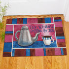 Personalized Coffee House Doormat 83156457X