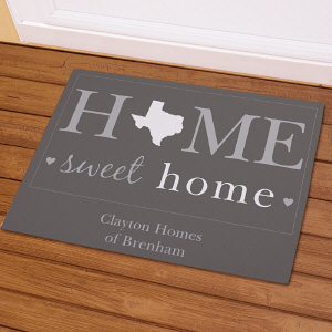 Clayton Homes Doormat