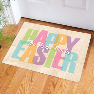 Easter Welcome Doormat 83182897X