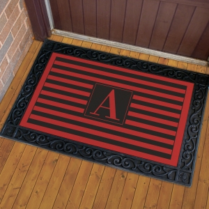 Family Welcome Doormat U814483X
