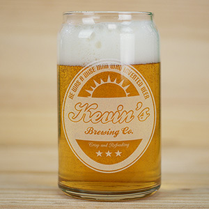 Beer Can Glass L9738118