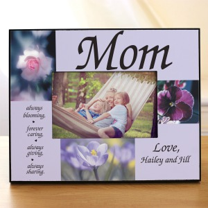 Personalized Mommy Picture Frame | Happy Mother's Day Photo Frame