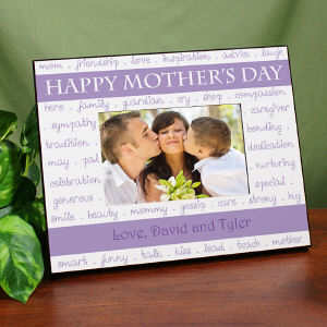 Personalized Mother's Day Printed Frame 458600