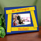 Personalized School Teacher Picture Frame 459130