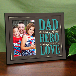 Dad Printed Frame