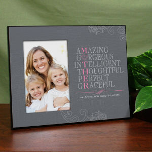 Personalized Mother Printed Frame 475546