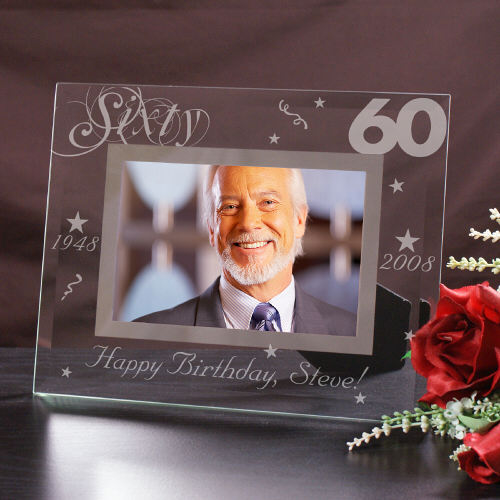 Engraved Birthday Picture Frame G923821-60