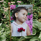 Picture Perfect Photo Garden Flag