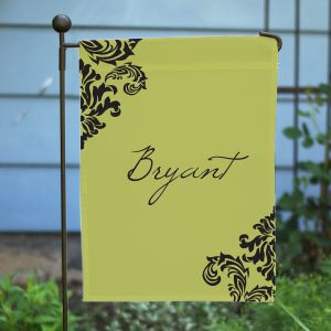 Personalized Family Welcome Garden Flag 83074232