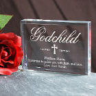Godchild Personalized Keepsake