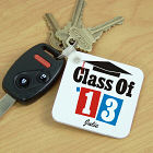 Personalized Class Of Graduation Key Chain