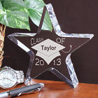 Engraved Class Of Star Keepsake
