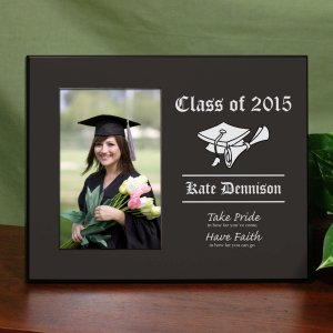 Personalized Graduation Printed Photo Frame