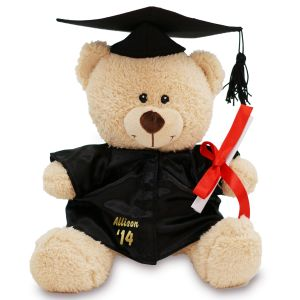 Personalized Graduation Teddy Bear