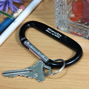 Personalized Class Of Carabiner Keychain