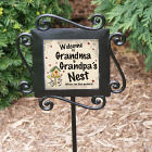 Our Nest Personalized Garden Stake 63129484