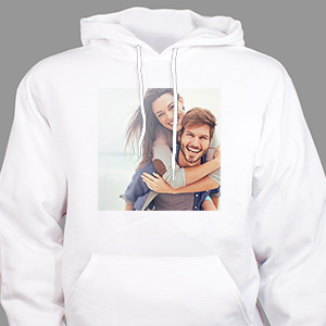 Photo Hooded Sweatshirt H51473x