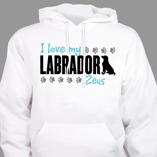 Personalized Pet Lover Hoodie H57864X