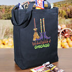 Personalized Wicked Witch Tote Bag