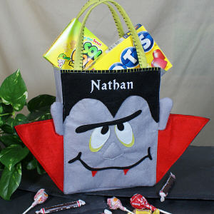 Vampire Trick or Treat Bag