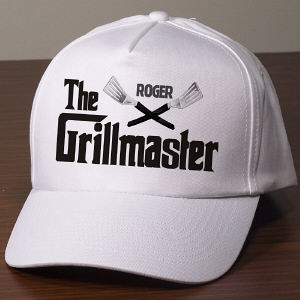 Personalized Gillmaster Hat