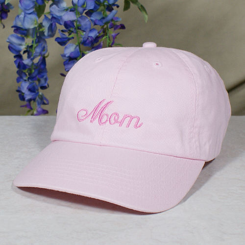 Embroidered Any Name Pink Hat | Embroidered Baseball Caps