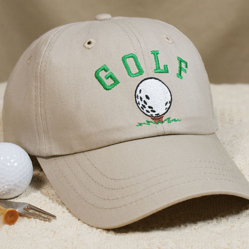 Embroidered Golf Hat 842666