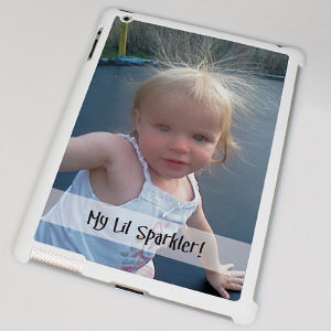 Personalized Picture Perfect iPad 2 Case
