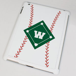Personalized Baseball iPad 2 Case