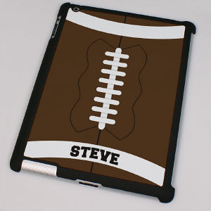 Personalized Football iPad 3 Case