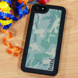 Camo iPhone 5 Case