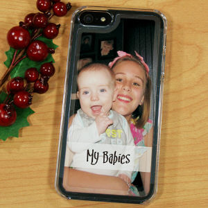 Personalized Picture Perfect Apple iPhone 5 Case