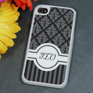 Personalized Vintage iPhone 4S Case