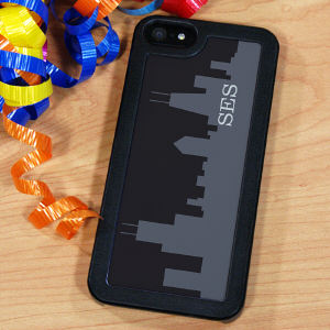 Chicago Skyline iPhone 5 Case