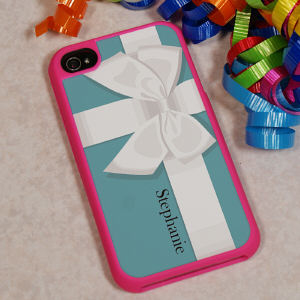 iPhone 4 Case - Gift Box Design