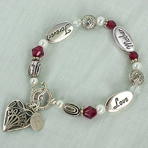 Engraved Mother Bracelet | Personalizable Jewelry