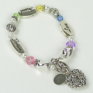 Engraved Friend Bracelet J316535