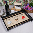 Personalized Cafe Serving Tray