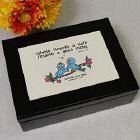 A Wife is a Good Thing Keepsake Box