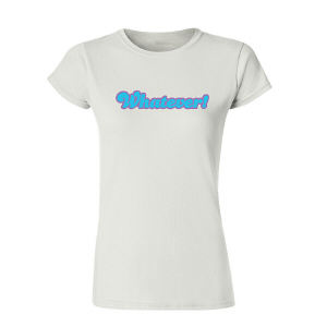 Retro Personalized Womens T-Shirt