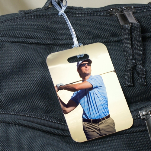 Photo Luggage Tag | Personalized Photo Gifts