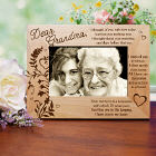 Your Memory is A Keepsake Memorial Wood Picture Frame
