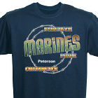Personalized Marines Pride T-shirt