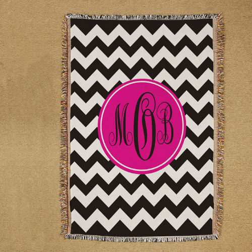 Monogram Madness Throw Blanket 83062955