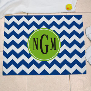 Monogram Madness Floor Mat